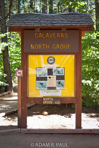 North Grove Trailhead
