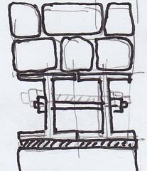 Realizar hueco en muro de carga
