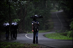 A long Walk... (NishanthPaul) Tags: drisyam2010exhibit