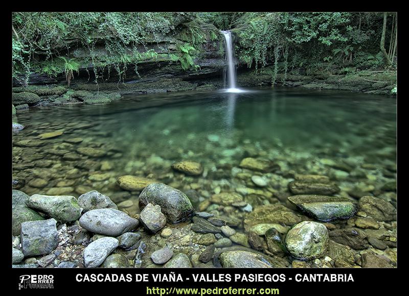 Cascadas de Viaña - Valles Pasiegos - Cantabria
