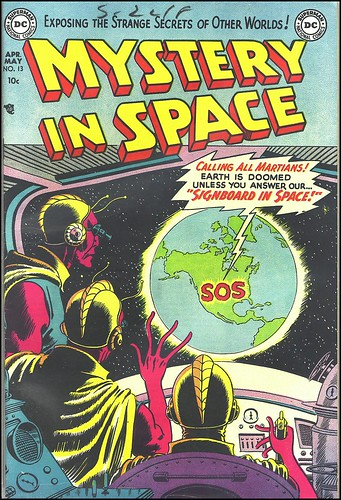 Mystery in Space #13