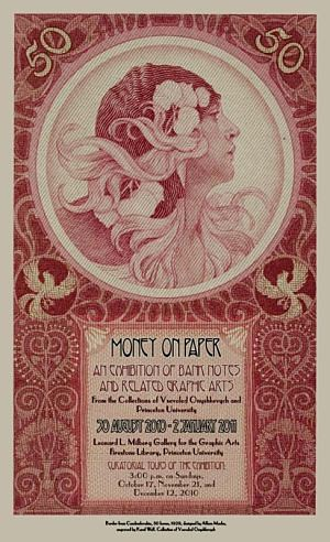 Princeton Paper Money Exhibit poster,jpg