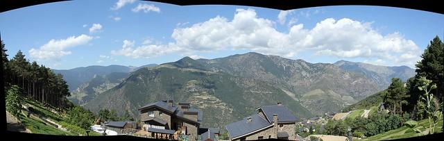Panoramica Andorra