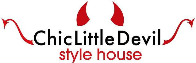 Chic Little Devil Style House Logo, TIFF Social Media Lounge