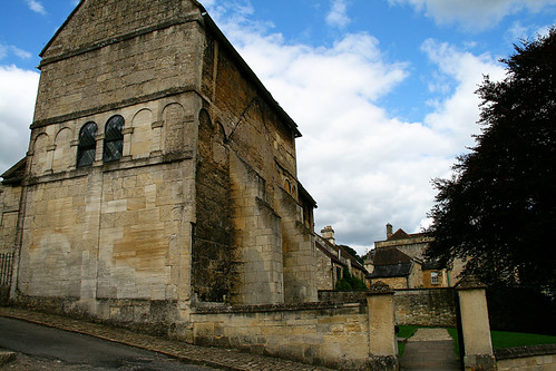 bradford saxon church