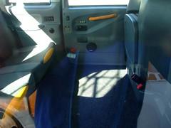London Taxi cab LT1 spacious back seat (D70) Tags: canada london back jump bc cab taxi seat burnaby spacious exit lt1 ltitxii txii