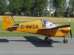 G-AWDA