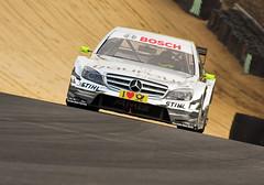 DTM Laureus AMG Mercedes C-Class (R Schumacher) (motorsportimagesbyghp) Tags: canon mercedes benz racing dtm motorracing amg motorsport racingcar 2010 brandshatch touringcar sigma170500 eos40d