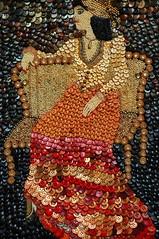 dama (i'gore) Tags: arte mosaico prato cultura storia tradizioni bottoni tessile vaiano cartaia fernandobaraghini