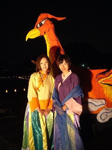飛鳥光の回廊2010@明日香村-15