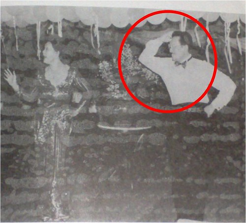 ... perdana menteri Malaysia kita pun pernah berjoget di parti umum