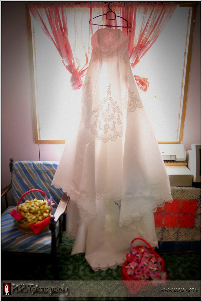 The Solemnization Dress