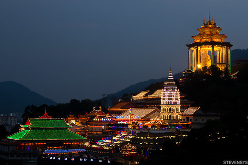 Kek Lok Si Temple 2011 - Light Up