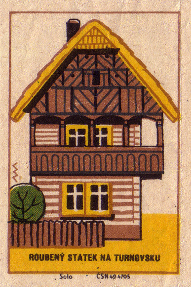 Timbered Farmhouse in Turnov