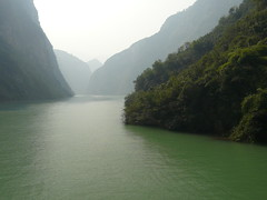 Yantze river - China () (h2ooo2h) Tags: china river hubei  yantze