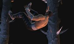 Mortal Kombat: Pit fatality (2 of 3)