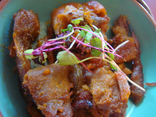 Eat this now: Tocino (cured pork tenderloin) - OMFG-worthy.