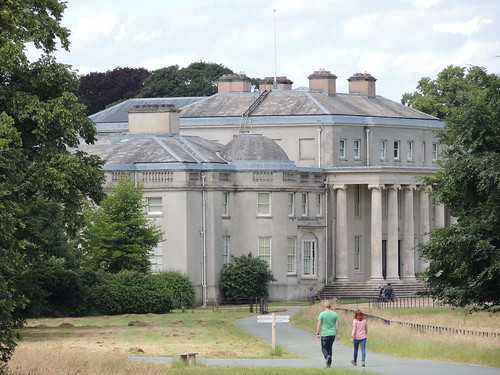 Shugborough Hall – Mansion House - 003