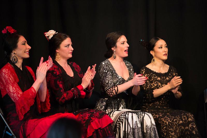 Cafe Flamenco: Feria de Sevilla