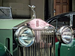 Rock n Roller (DavidSteele31) Tags: rollsroyce wortley cars headlights grill roller
