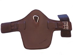"Childéric Short Stud Guard Girth CORRECT • <a style=""font-size:0.8em;"" href=""http://www.flickr.com/photos/139554703@N03/35530981062/"" target=""_blank"">View on Flickr</a>"