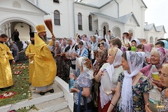 023. The Feast of Saint John, Wonder-worker of Shanghai and San Francisco in Adamovka Village / Свт. Иоанна Шанхайского в Адамовке 02.07.2017