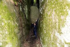 Heavy!!! (ClickSnapShot) Tags: ilobserit motiongraphic action boulder rocks groove borråsskåra halland lifting