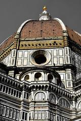 Molto diverso può essere fatto, ma non meglio (chemakayser) Tags: florencia firenze italy italia cúpula dome