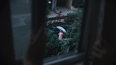 353/365 Voyeur (Katrina Y) Tags: selfportrait voyeur cinematic mood artsy art artistic conceptual creative concept surreal fineartphotography 2017 365project window