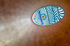 Oculus (ossie.g) Tags: meeting house university sussex interior design architecture fujifilm x100s oculus