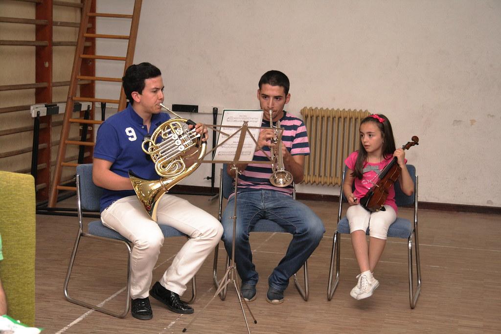 ACTO MUSICAL PARA LA GRADUACIÓN
