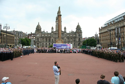 Armed Forces Day Glasgow