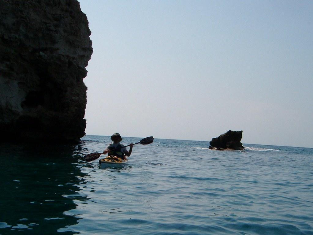 Cabo de Gata en kayak 629
