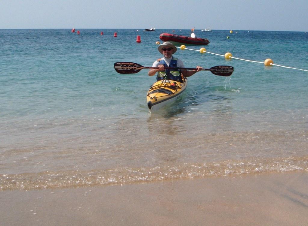 Cabo de Gata en kayak 643