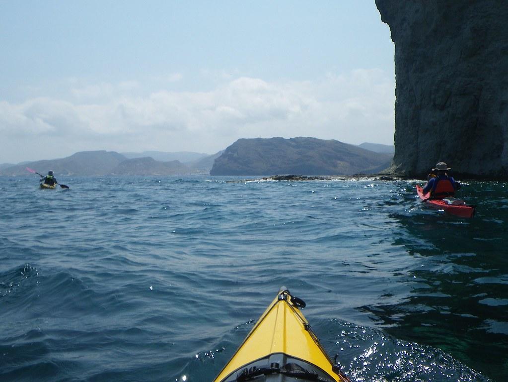 Cabo de Gata en kayak 182