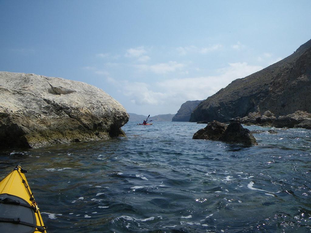 Cabo de Gata en kayak 189