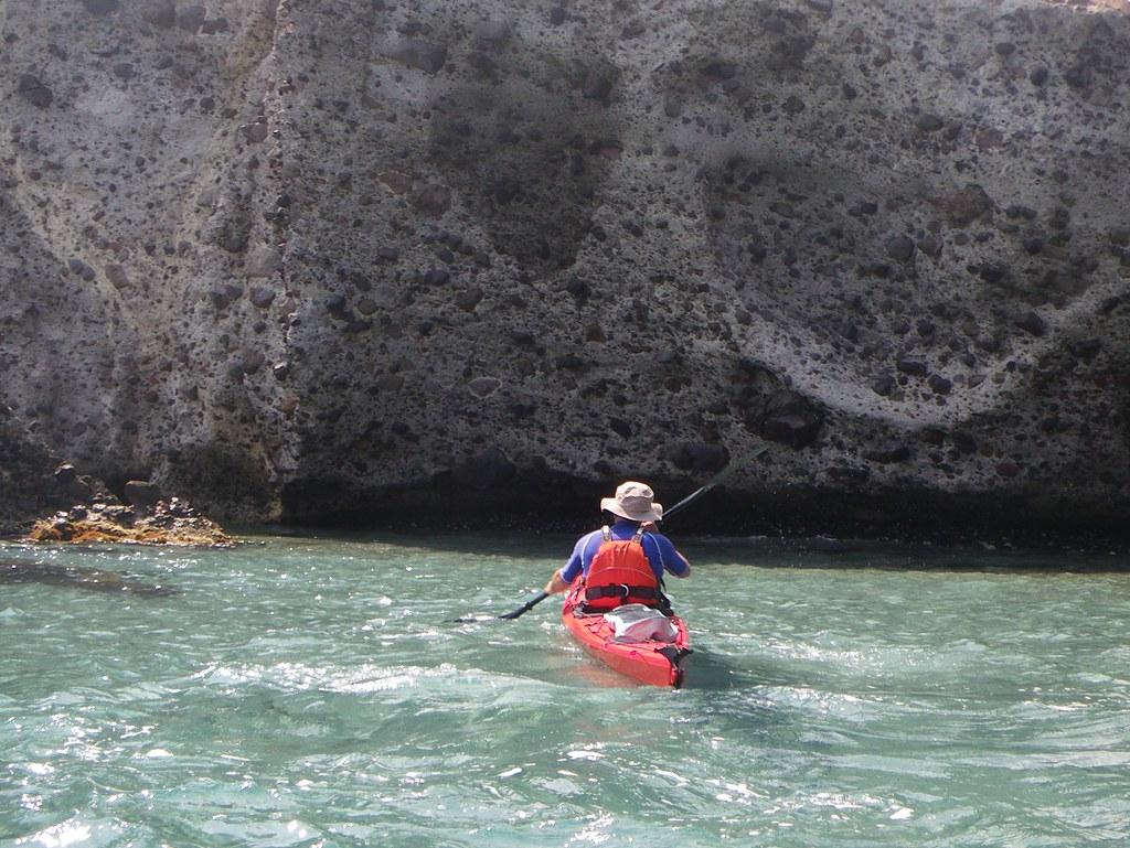 Cabo de Gata en kayak 206