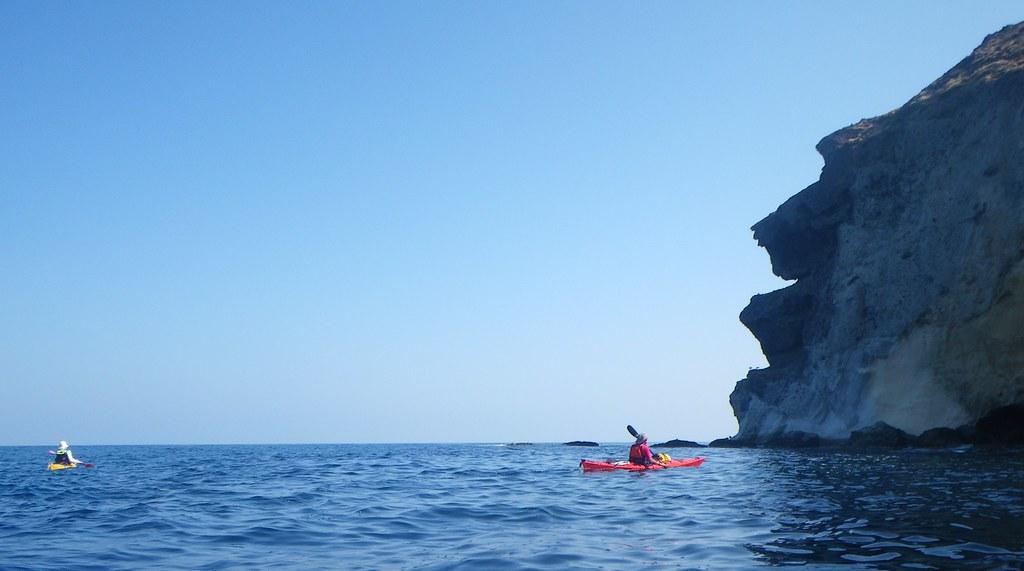 Cabo de Gata en kayak 435