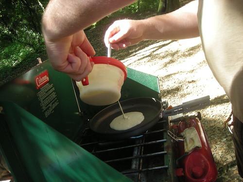 Pancake Batter!