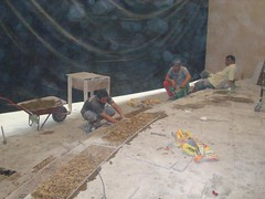 Image110 (Fotos Parquia Ns Loreto) Tags: de do na loreto senhora troca piso parquia nossa