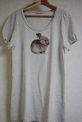 うさちゃんTシャツ