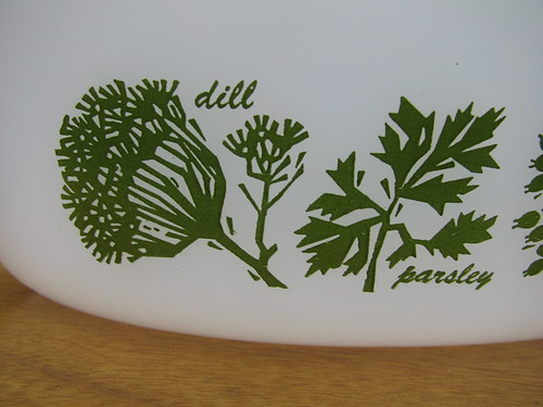 Dill, Parsley
