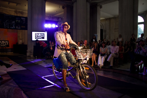 Dublin Cycle Chic Fashion Show 15