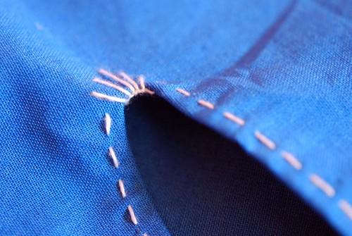 fan stitch
