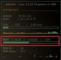 Ubuntu 10.10 generic kernel vs. 4GB