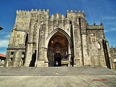 Tui (Pontevedra) catedral (ferlomu) Tags: catedral iglesia pontevedra tui gótico ferlomu