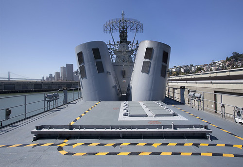 Sea Sparrow Launch Deck