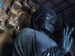 The Daibutsu (Great Buddha)