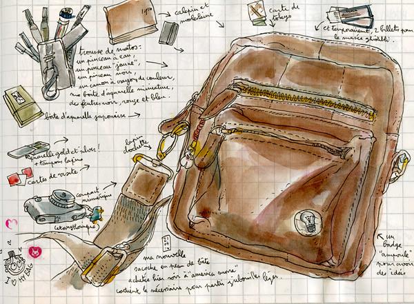 japan - my bag