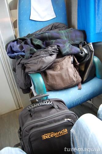 Trem Pisa - Florença